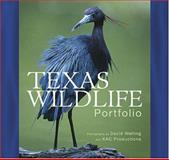Texas Wildlife Portfolio, Welling, David, 1560372605