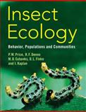 Insect Ecology : Behavior, Populations and Communities, Price, Peter W. and Eubanks, Micky D., 052154260X