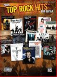 2009 Top Rock Hits for Guitar, Alfred Publishing Staff, 0739062603