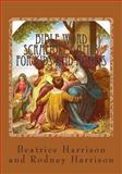 Bible Word Scramble Games for Kids and Adults, Beatrice Harrison and Rodney Harrison, 1490962611