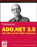 Professional ADO. NET 3. 5 with LINQ and the Entity Framework, Roger Jennings and Jennings, 047018261X