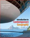 Introduction to Contemporary Geography, Rubenstein, James M. and Renwick, William H., 0321812611