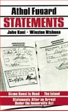 Statements, Athol Fugard and John Kani, 0930452615