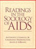Readings in the Sociology of AIDS, Harrington, Charlene and LeBlanc, Allen J., 013639261X