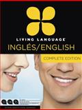 Living Language English for Spanish Speakers, Living Language Staff and Erin Quirk, 0307972615