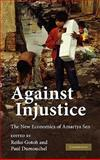 Against Injustice 9780521182614