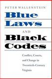 Blue Laws and Black Codes 9780813922614