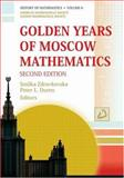 Golden Years of Moscow Mathematics, Smilka Zdravkovska, 0821842617