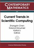 Current Trends in Scientific Computing 9780821832615