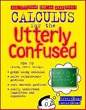 Calculus for the Utterly Confused, Oman, Robert and Oman, Daniel, 0070482616