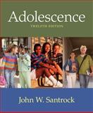 Adolescence, Santrock, John W., 0073382612