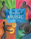 The World of Music with Three Cd Set, Willoughby, 0077342615