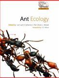 Ant Ecology, Lori Lach, Catherine Parr, Kirsti Abbott, 0199592616