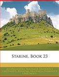 Starine, Book 23, Jugoslavenska Akademija Znan Umjetnosti and Hrvatska Akademija Znanosti Umjetnosti, 1141592614