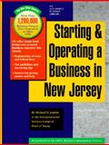 Starting and Operating a Business in New Jersey, Jenkins, Michael D. and Ernst and Young Staff, 1555712614