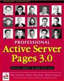 Active Server Pages 3.0, Anderson, Richard and Homer, Alex, 1861002610