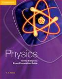 Physics for the IB Diploma Exam Preparation Guide, K. A. Tsokos, 1107602610