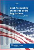 Coast Accounting Standards Board Regulations as of January 1 2010, CCH Editorial, 080802261X