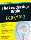 The Leadership Brain for Dummies, Consumer Dummies Staff and Marilee B. Sprenger, 0470542624