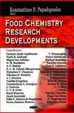 Food Chemistry Research Developments, Kostantinos Papadopoulos, 1604562625
