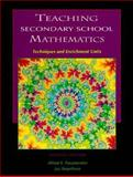 Teaching Secondary School Mathematics, Posamentier, Alfred S., 0023962623