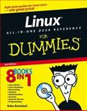 Linux All-in-One Desk Reference for Dummies, Nabajyoti Barkakati, 0471752622