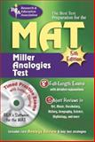 MAT : Miller Analogies Test, Craven, Heather and Davis, Marc, 0738602620