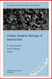 Online Student Ratings of Instruction : New Directions for Teaching and Learning, TL Staff, 0787972622