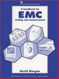 A Handbook of EMC Testing and Measurement, Morgan, David, 0863412629
