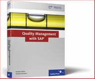 Quality Management with SAP, Hölzer, Michael and Schramm, Michael, 1592292623