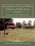 Descendants of Thomas William Holland and Milley Boyett, Nancy Jackson Pleitt Fenner, 1438992629