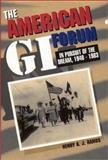 The American GI Forum, Henry A. J. Ramos, 155885262X