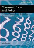 Consumer Law and Policy, Iain Ramsay, 1849462623