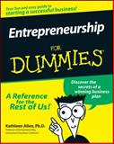 Entrepreneurship for Dummies® 1st Edition
