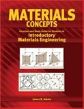 Materials Concepts, Adams, James, 075754262X