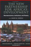 New Partnership for Africa's Development : Macroeconomics, Institutions, and Poverty, International Monetary Fund and Joint Africa Institute, 1589062620