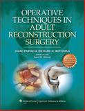 Operative Techniques in Adult Reconstruction Surgery, Parvizi, Javad and Rothman, Richard H., 1451102623