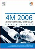4M 2006 - Second International Conference on Multi-Material Micro Manufacture, , 0080452639
