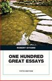 One Hundred Great Essays, DiYanni, Robert, 0321872630