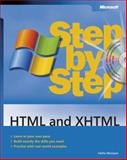 HTML and XHTML Step by Step, Wempen, Faithe, 0735622639