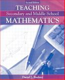 Teaching Secondary and Middle School Mathematics, Brahier, Daniel J., 0205412637