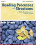 Reading Processes and Structures 9780472032631