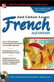 Just Listen 'n Learn French, Rybak, Stephanie, 007145263X