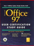 Microsoft Office 97 User Certification : Study Guide, Courter, Gini, 0782122639