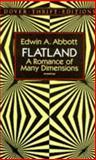 Flatland, Edwin A. Abbott, 048627263X