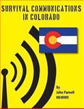 Survival Communications in Colorado, John Parnell, 1479242632