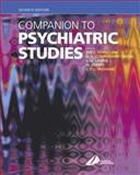 Companion to Psychiatric Studies, Johnstone, Eve C. and Lawrie, Stephen, 0443072639