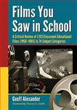 Films You Saw in School, Geoff Alexander, 0786472634