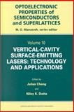 Vertical-Cavity Surface-Emitting Lasers 9789056992637