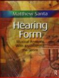 Hearing Form, Matthew Santa, 0415872634